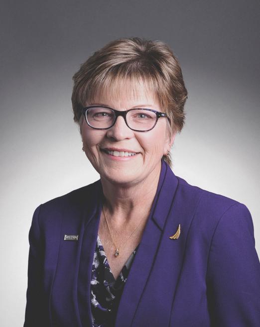 Gloria Brosius, RIMS-CRMP